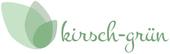 kirsch-grün Logo