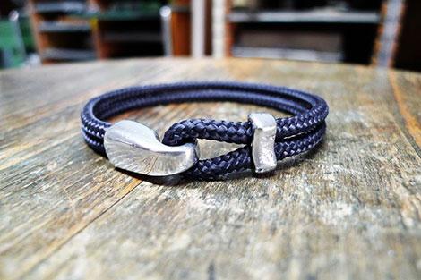 Lederarmband herren selber machen  Herren-Armbänder exklusiv vom Designer | kreativLISTE