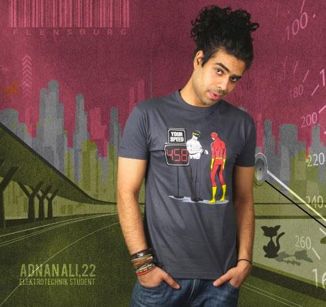 Designer T-Shirts von Likoli.de