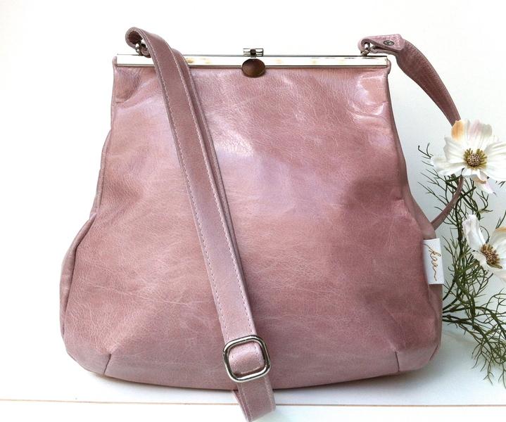 Handtaschen von kaa-berlin aus feinstem Leder in Trendfarben