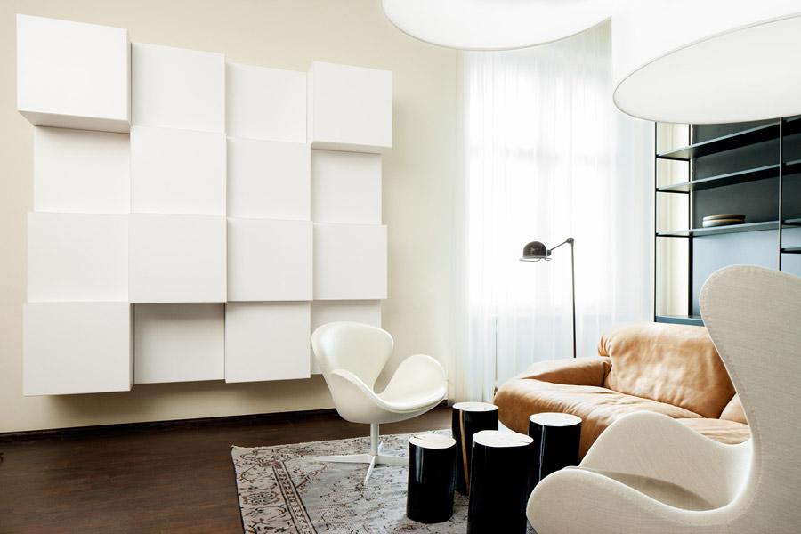 wohnzimmer modern und geschmackvoll einrichten mit. Black Bedroom Furniture Sets. Home Design Ideas