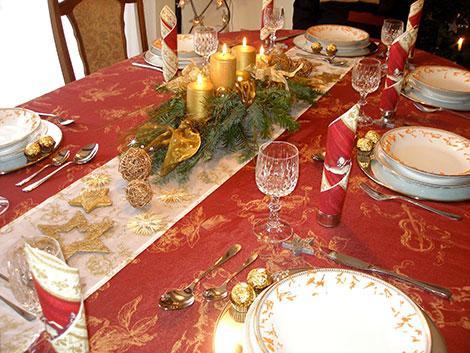 Tisch Decken Pic : Tisch eindecken mit passender tischwäsche für das passende ambiente