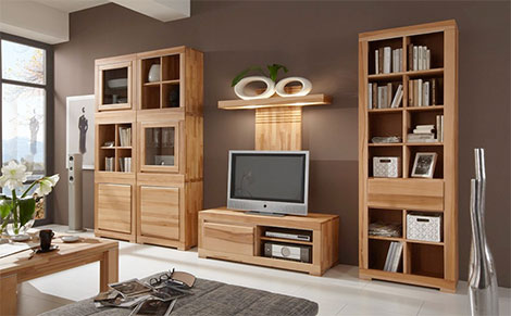 junges wohnen stellt eine nat rliche leichtigkeit in den. Black Bedroom Furniture Sets. Home Design Ideas