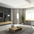 Wohnzimmer-Ideen mit Stoff
