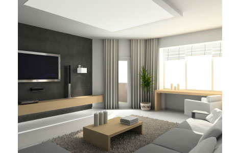 ahmet t rkan ideen f r wohnzimmer gardinen. Black Bedroom Furniture Sets. Home Design Ideas