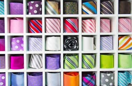 Krawatte binden mit dem richtigen Knoten