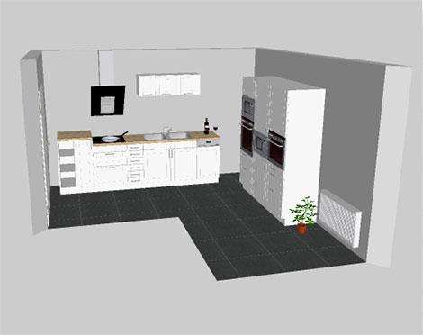 Küchenplaner von www.plana.de