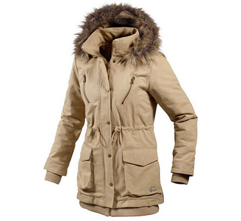 Winterjacken damen trend 2015