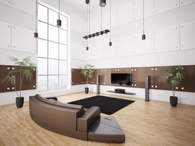 akustik im wohnraum verbessern durch eine optimierte schalld mpfung. Black Bedroom Furniture Sets. Home Design Ideas