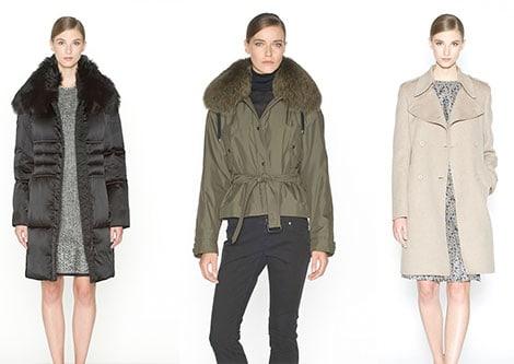 Winterjacken Trends 2013/14