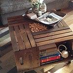 Aus Weinkisten tolle Möbel selber bauen