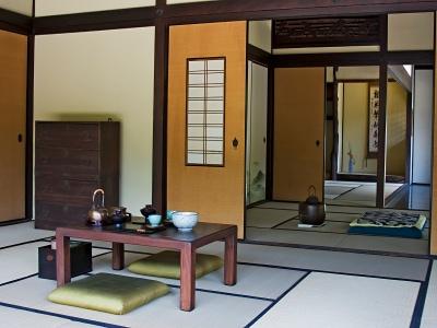 Wohnung einrichten auf japanische Art