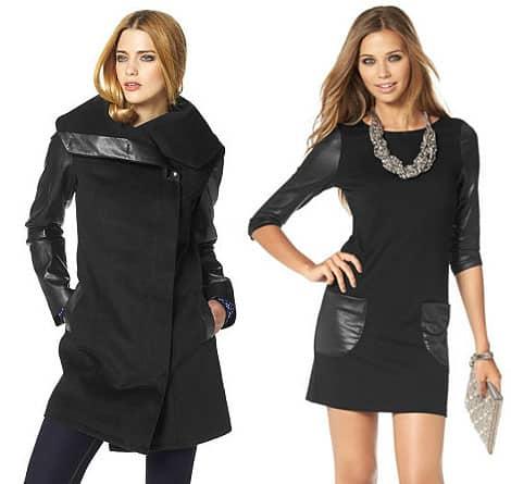 Mode-Trends Herbst/Winter 2013/14: Materialmix