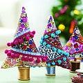 Weihnachtsbäume zum HinstellenCopyright: www.liberty.co.uk