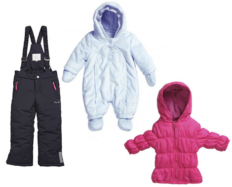 Günstige Marken-Wintermode für Kinder shoppen