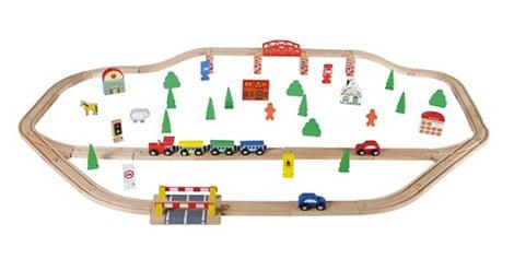 TTC beeboo Train Holzeisenbahn