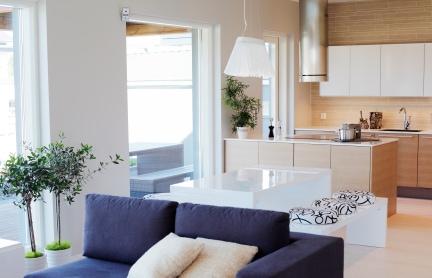 dekorieren und wohnen auf skandinavische art unaufdringlich charmant. Black Bedroom Furniture Sets. Home Design Ideas