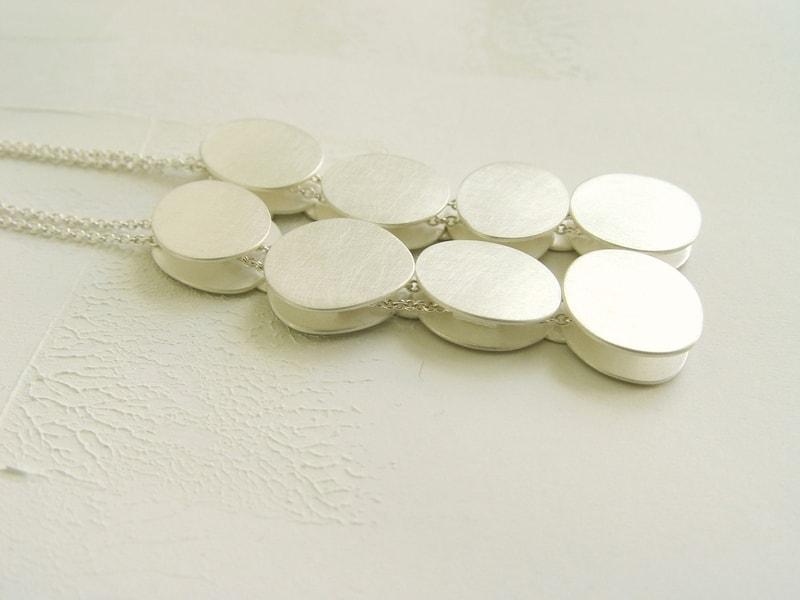 Silberschmuck-Anhänger