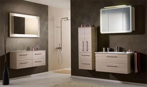 Badezimmermöbel sorgen für ein angenehmes Wohngefühl