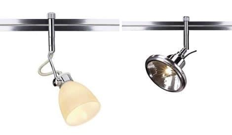 NONDRI Lampenkopf für LINUX LIGHT und QRB SPOT für LINUX LIGHTCopyright: www.eutrac.de