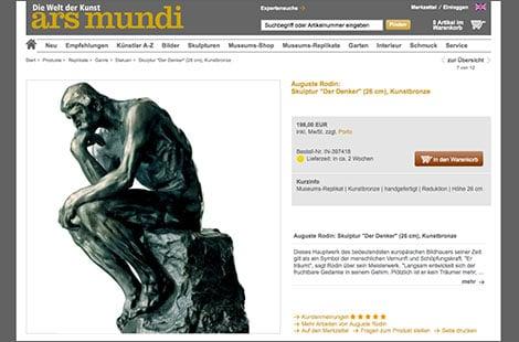 Replikate gibt es bei www.arsmundi.de