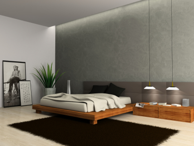 moderne wandgestaltung mit farben und tapeten f r ein. Black Bedroom Furniture Sets. Home Design Ideas