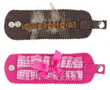 Armbänder mit bayerischem Flair