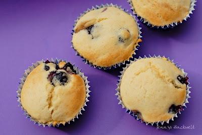Leckere Muffin-Rezepte: Heidelbeer-Muffins