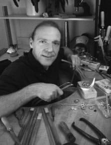 Schmuckdesigner Jens Geiger