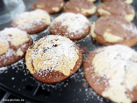 Rezept für Schoko-Muffins