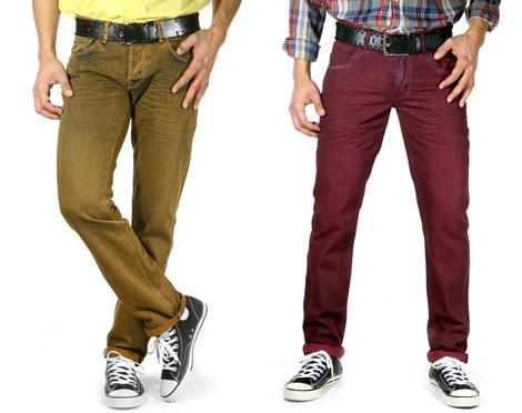 Jeans-Trend 2014 für den Herren ist in dieser Saison die perfekte Passform
