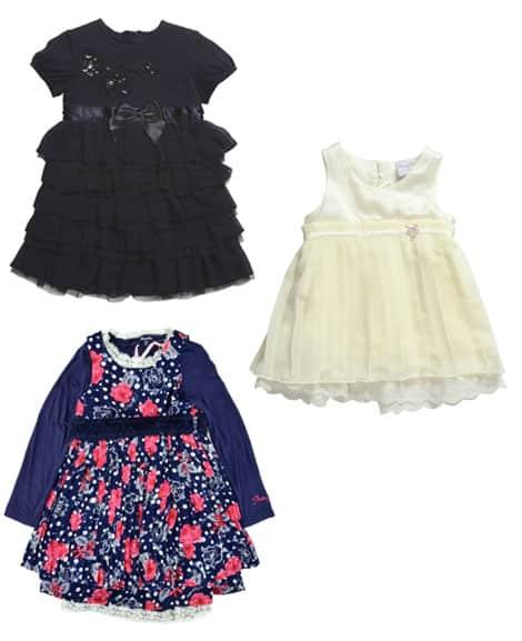 Festliche Mädchenkleidung