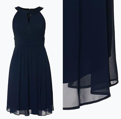 Transparenz im Fokus beim Kleid Marie Lund