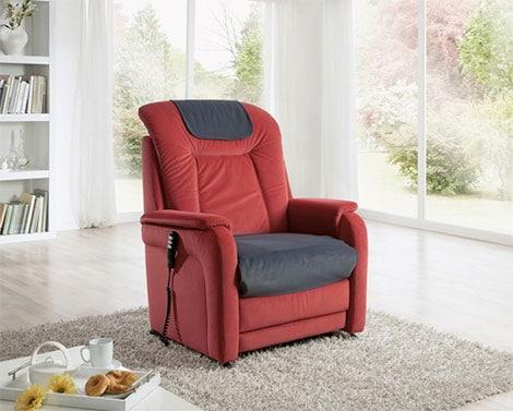 Relaxsessel ARCO-RelaxBasic mit Sitzbreite von ca. 62 cm