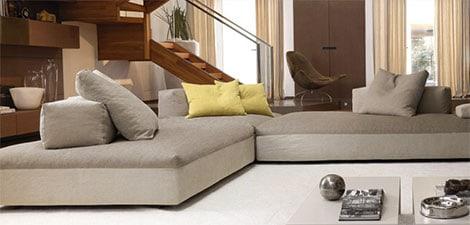 Ecksofa MONOPOLI, Design: Marc Sadler, Hersteller: desirée