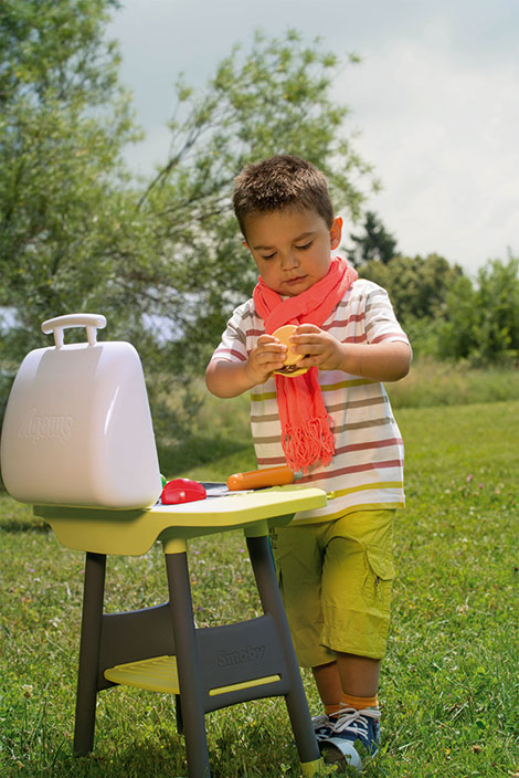 Kinder-Plancha Grill von Smoby Toys