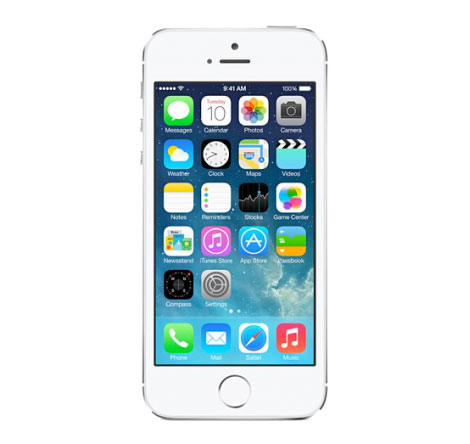 Das iPhone 5s ermöglicht beste Foto- und Videoaufnahmen