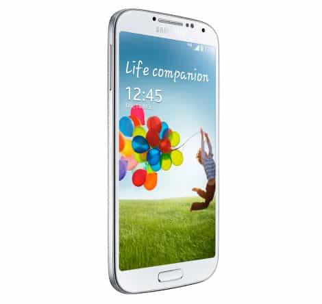 Das Samsung Galaxy S4 ist fast ganz ohne Display-Berührung bedienbar