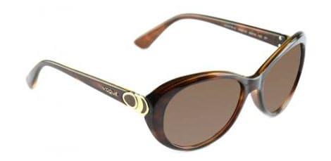 Die Hornbrille in Cateye-Form (Vogue eyewear)