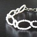 Armband mit Perlen DIY