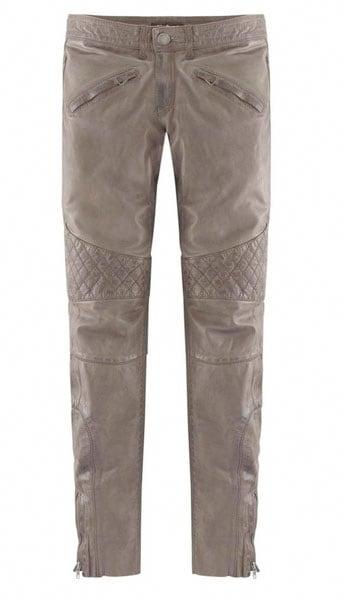 Lederhose von TIGHA -| Lila | 259,00 €