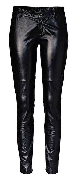 Lederhose von CONLEYS PURPLE, Schwarz | 249,00 €