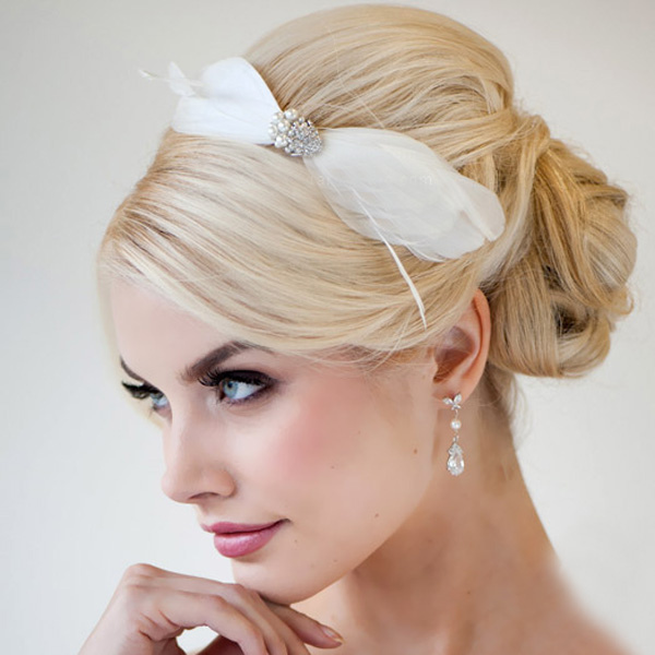 Zur Hochzeit ist Perlenschmuck sehr beliebt