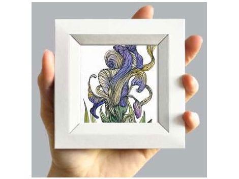 Kleine Kunst-Unikate sind eine eindrucksvolle Geschenkidee