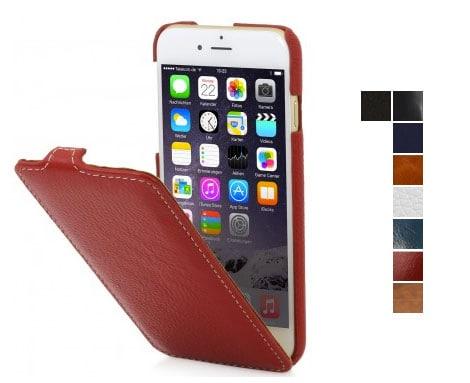 Stilvolle Lederhülle für das iphone 6