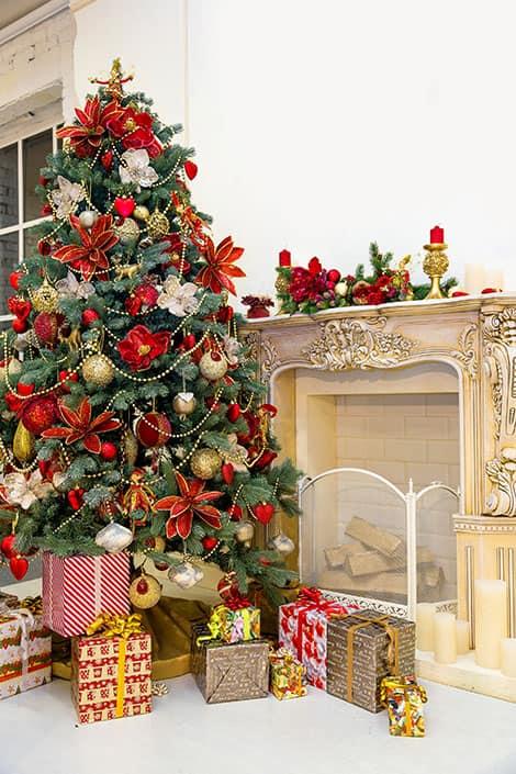 Weihnachtsbaum Schmucken 10 Inspirationen