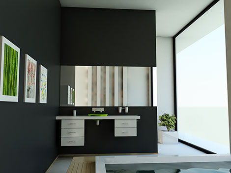 moderne dusche mit oder ohne t r gestalten. Black Bedroom Furniture Sets. Home Design Ideas