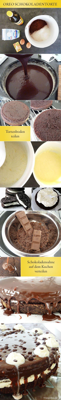 Rezept für eine saftige Schokoladentorte