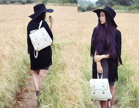Rucksack ist heute nicht nur funktional, sondern auch mal modisch