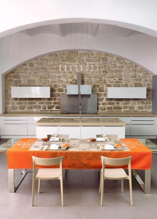 Tischwäsche kann im Nu für eine neue Raumstimmung sorgen